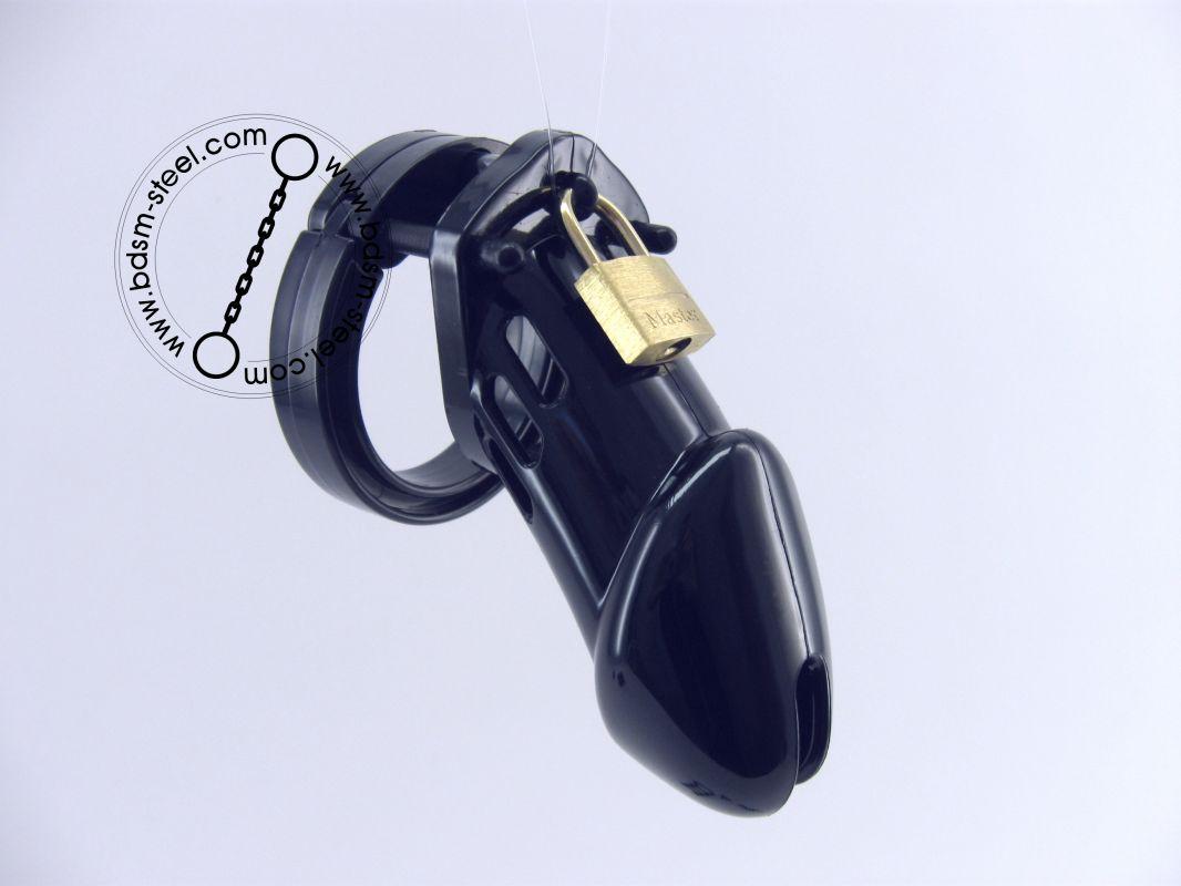 CB 6000 Black - mužský pás cudnosti